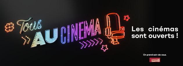 Les cinémas sont ouverts