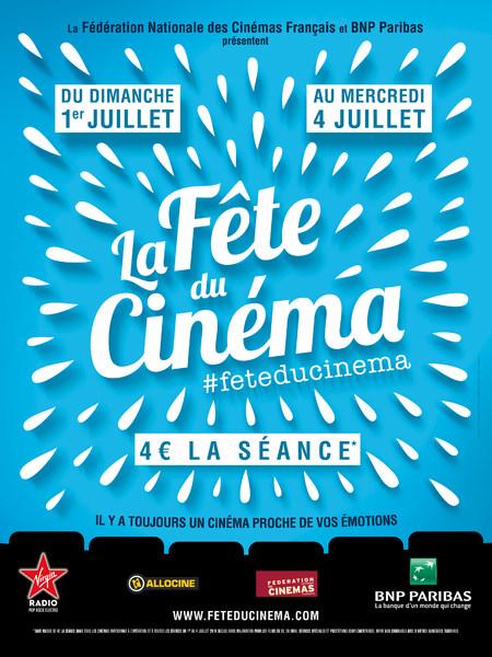 Fête du Cinéma 2018
