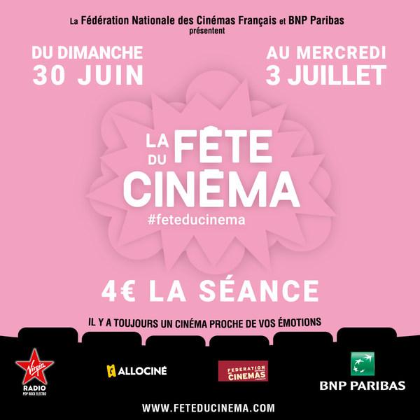 Fêtes du Cinéma 2019