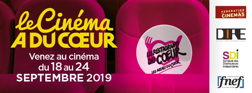 Le Cinéma a du Coeur